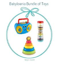 Gambar Bundle Of toys 19 : elc wooden stacking rings, elc baby rainmaker &  elc funky sounds boombox