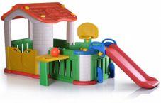 Gambar Tobebe Big happy play house