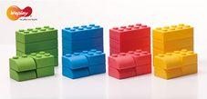 Gambar Weplay Q-blocks 16 pieces