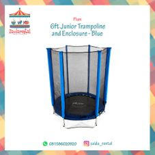 Gambar Plum 4.5ft junior trampoline