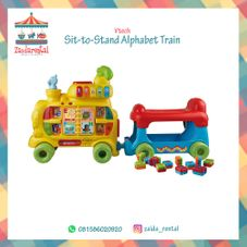 Gambar Vtech Alphabeth train