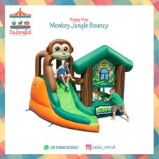 Gambar Happy hop Monkey jungle bouncy
