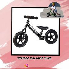 Gambar Strider pro Push / kick bike
