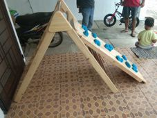 Gambar Pikler Wooden big