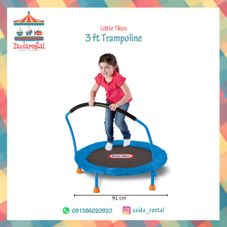 Gambar Little tikes 3.5ft trampoline