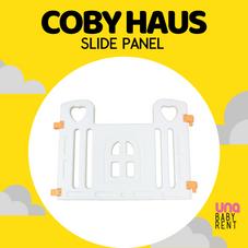 Gambar Coby haus Slide panel