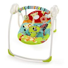 Gambar Bright starts Roaming safari portable swing