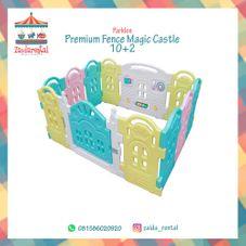 Gambar Parklon fence magic castle Fence magic castle