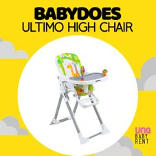 Gambar Babydoes Ultimo high chair