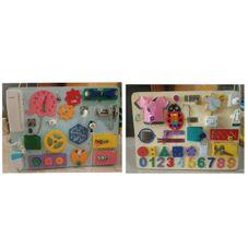 Gambar Beezy board Beeze board double 40x60 cm