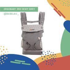 Gambar Ergobaby Dewy grey