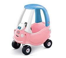 Gambar Little tikes Princess cozy coupe 30th anniversary car