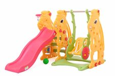 Gambar L'abeille 3in1 bunny play & grow activity (kc-526 c)