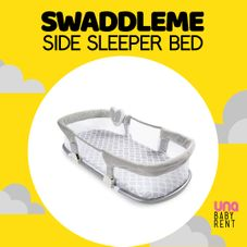 Gambar Summer infant Swaddleme side sleeper