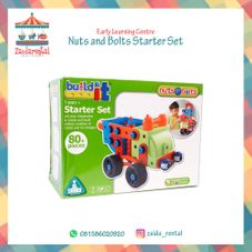 Gambar Elc Starter set nuts and bolts