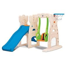 Gambar Grow 'n up Scramble 'n slide play center