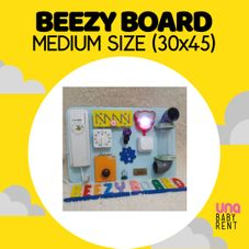 Gambar Beezy board Busy board medium size