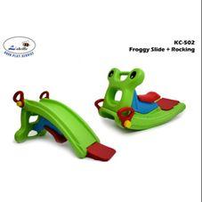 Gambar L'abeille Froggy slide & rocking (kc-502)