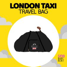 Gambar London taxi Travel bag