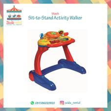 Gambar Vtech Sit to stand pushwalker