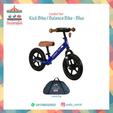 Gambar London bike Balance bike