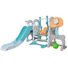 Gambar Parklon Slide and swing 5 in 1