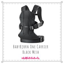 Gambar Baby bjorn One carrier