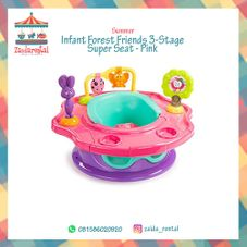 Gambar Summer Infant forest friends 3 stage super seat (booster seat)