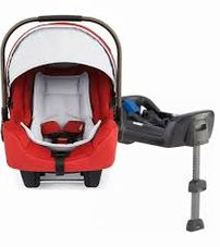 Gambar Nuna Pipa car seat + base