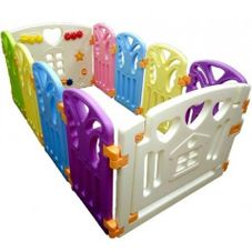Gambar Coby haus Safety play fence 8 + 2