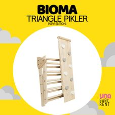 Gambar Bioma Triangle pikler (new edition)