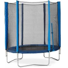 Gambar Plum Junior trampoline and enclosure 6ft