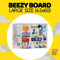 Gambar Beezy board Busy board large size