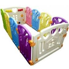 Gambar Coby haus Play pen coby haus 8+2