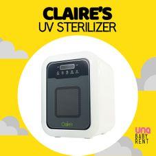 Gambar Claire's Uv sterilizer