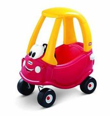 Gambar Little tikes Cozy coupe 30th anniversary car
