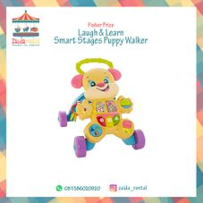 Gambar Fisher price  Pushwalker puppy