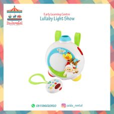 Gambar Elc Lullaby light show