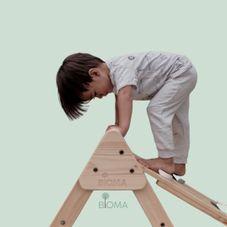 Gambar Bioma Pikler with wall climbing and slide