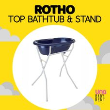 Gambar Rotho  Top bathtub & stand