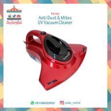 Gambar Kurumi Kv 1 anti dust & mites uv vacuum cleaner
