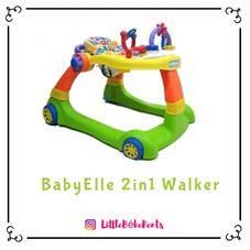 Gambar Cocolatte  2in1 baby walker