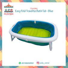 Gambar Cocolate Easy fold travelite bath tub