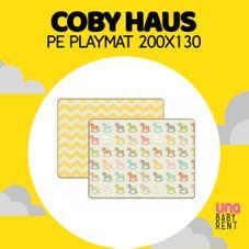 Gambar Coby haus Playmat pe 200x130