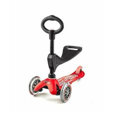 Gambar Micro Mini scooter 3 in 1 deluxe