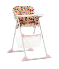 Gambar Mothercare High chair - butterfly