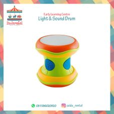 Gambar Elc Light and sound drum