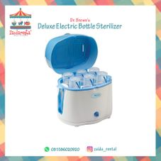 Gambar Dr brown's Deluxe electric bottle sterilizer