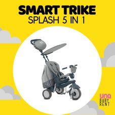 Gambar Smart trike Splash
