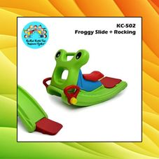 Gambar Labeille Froggy 2 in 1